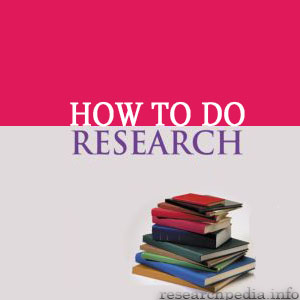 How to do research?