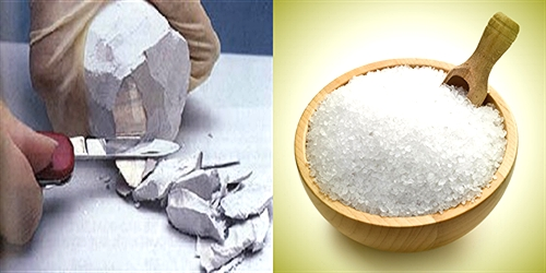 Difference between Sodium and Salt