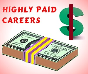 High / Top Paying Jobs / Careers for Bachelor's Degrees