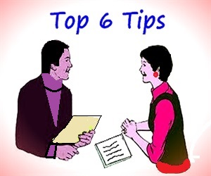 Best / Top Job Interview Tips and Tricks