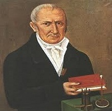 Alessandro Volta Inventor of Electric Cell