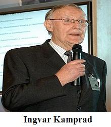 Ingvar Feodor Kamprad Founder of IKEA
