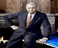 John Willard Marriott Founder of Marriott Corporation