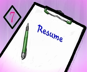 7 types of Resumes