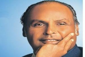 Dhirubhai Ambani Founder Of The Reliance India