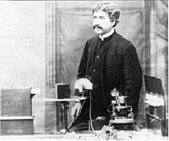 Jagadish Chandra Bose Inventor of Crescograph