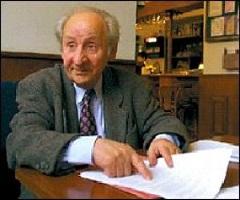 Stanislav Brebera Inventor of Semtex