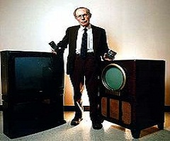 Robert Adler Inventor of Wireless Remote Control