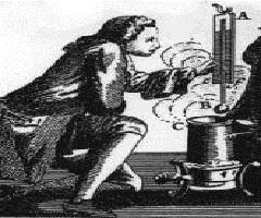 Daniel Gabriel Fahrenheit Inventor of Fahrenheit Temperature Scale