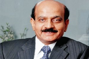 B. V. R. Mohan Reddy Founder of Cyient