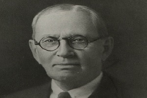 David Hall McConnell Founder of Avon Products