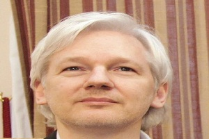 Julian Paul Assange Founder of WikiLeaks