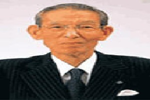 Kashio Tadao Founder of Casio Computer