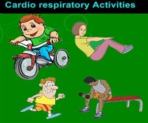 Benefits of a Cardio respiratory Activities