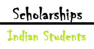 Scholarships for Indian Students 2016