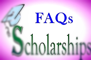 Scholarship Application FAQs