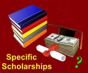 What are School Specific Scholarships?