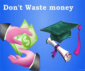 Top 5 Money Wasting College Degrees