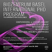 Biozentrum University of Basel Scholarships 2017 for International Students in Switzerland