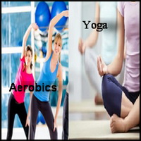 Difference between Yoga and Aerobics