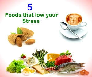 Best Foods that Reduce Stress and Anxiety