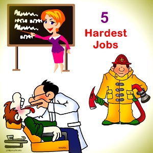Worst / Hardest Jobs in the World