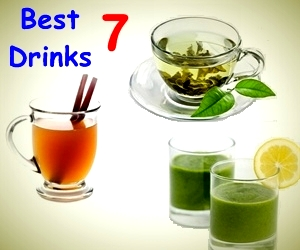 Best Drinks that Shrink Belly Fats