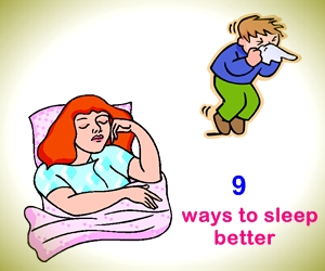 Ways to Sleep Better During Allergy Season