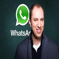 Jan Koum Founder of WhatsApp