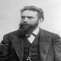 Wilhelm Conrad Rontgen Inventor of X-Rays