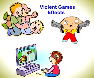Effects of Violent Games on Health