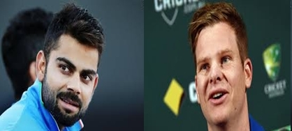 Difference between Virat Kholi and Steven Smith
