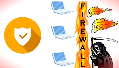 Difference between Anti Virus Software and Firewall Software