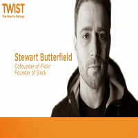 Steward Butterfield Founder of Flickr