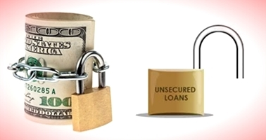Image result for secured and unsecured type of loans