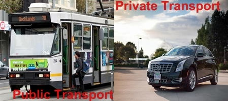 public and private transportation essay A great deal of the discourse about cities in recent years has revolved around  issues involving public vs private this has sometimes been a.