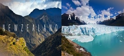 Difference between New Zealand and Argentina