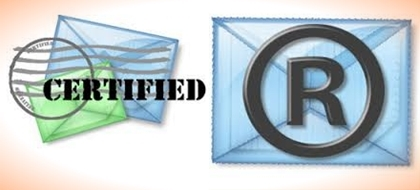 Difference between Certified Mail and Registered Mail