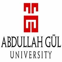 Abdullah Gül University (AGU) Scholarships 2017 for International Students in Turkey