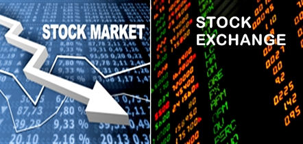 Difference between Stock Market and Stock Exchange -