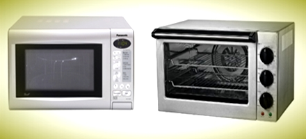 Difference Between Microwave Oven And Conventional Oven